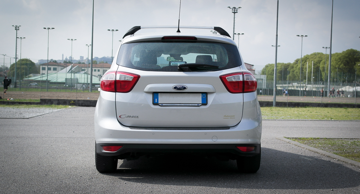 barre portatutto ford c max 2015